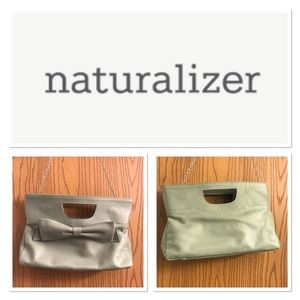 "😍CUTE ""NATURALIZER"" LEATHER BAG‼️"